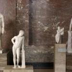 Галерея Мельпомены (классические греческие скульптуры)