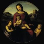 Мадонна Террануова. Рафаэль (1483-1520)