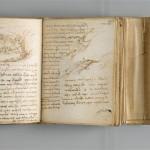Рукопись. Леонардо да Винчи (1452-1519)