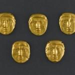Пять маленьких золотых масок
