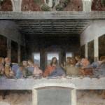 Тайная вечеря. Леонардо да Винчи (1452-1519)