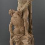 Геракл помогает Атланту, поддерживающие небесный глобус