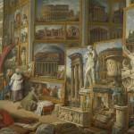 Галерея Просмотры Древнего Рима