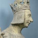 Карл V, король Франции - Жанна де Бурбон, королева Франции