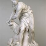 Самсон, разрывающий льва