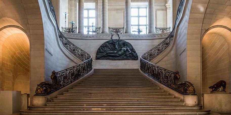 Экскурсия с гидом по Лувру