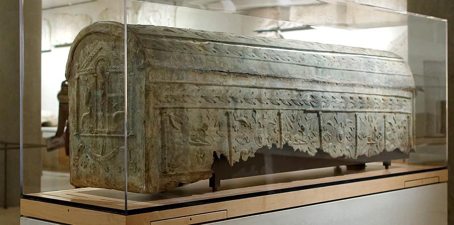 Зал законов царя Хаммурапи