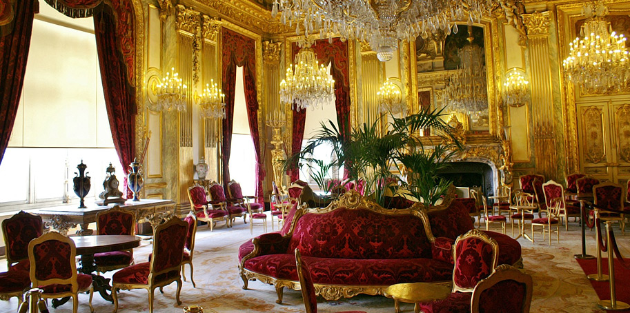 Королевские апартаменты Наполеона III