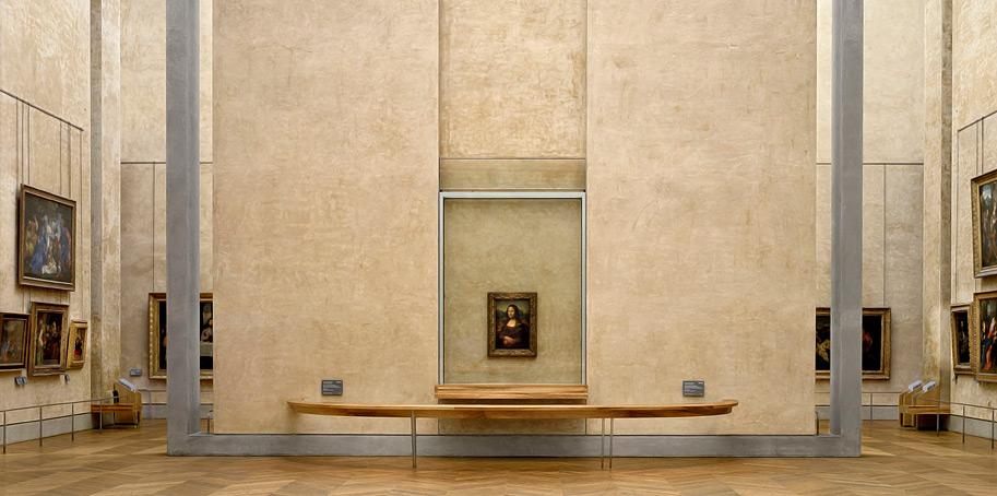 «Мона Лиза» Да Винчи