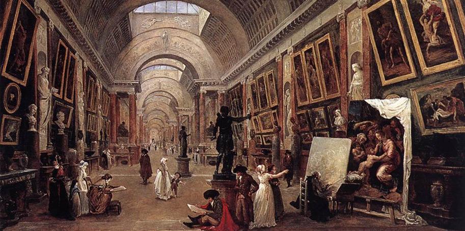 Картины Лувра — Лувр: mylouvre.su/лувр/картины-лувра