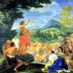 <b>ГАУЛЛИ ДЖОВАННИ БАТТИСТА, ПРОЗВАННЫЙ БАЧИЧЧА Проповедь св. Иоанна Крестителя</b>