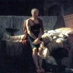 <b>ГЕРЕН ПЬЕР НАРСИС Возвращение Марка Секста, 1799</b>