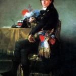<b>ГОЙЯ Фердинанд Гиймарде, французский посол в Испании, 1798-1800</b>