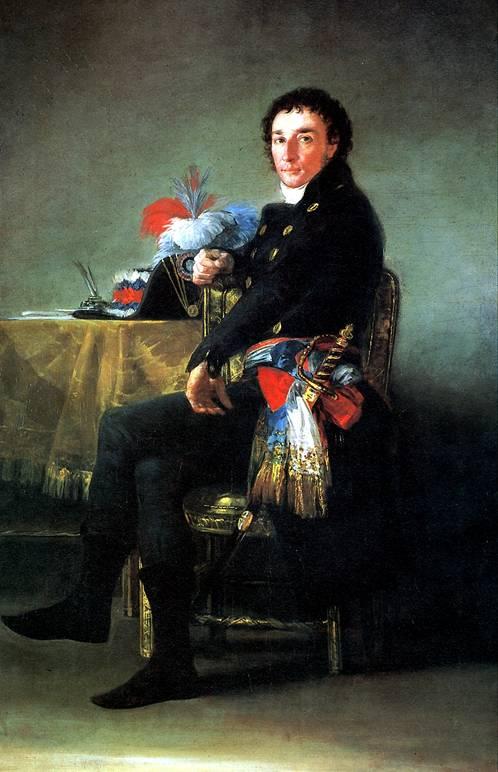 ГОЙЯ Фердинанд Гиймарде, французский посол в Испании, 1798-1800