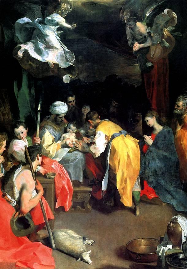 БАРОЧЧИ ФЕДЕРИКО Обрезание, 1590