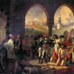 <b>ГРО АНТУАН ЖАН Бонапарт посещает чумной госпиталь в Яффе 11 марта 1799 г</b>