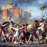 <b>ДАВИД ЖАК ЛУИ Сабинянки, останавливающие сражение между римлянами и сабинянами, ...</b>