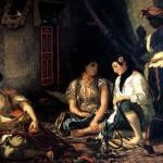 <b>ДЕЛАКРУА ЭЖЕН Алжирские женщины, 1834</b>