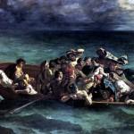 <b>ДЕЛАКРУА ЭЖЕН Кораблекрушение Дон Жуана, 1840</b>