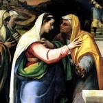 <b>ДЕЛЬ ПЬОМБО СЕБАСТЬЯНО Встреча Марии и Елисаветы, 1519 (датирована 1521)</b>