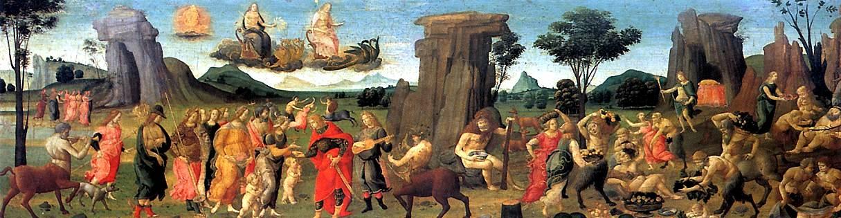 ДЖОВАННИ БАРТОЛОМЕО ДИ Свадьба Пелея и Фетиды