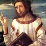 <b>Джованни Беллини Благословляющий Христос, ок. 1460</b>