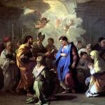 <b>ДЖОРДАНО ЛУКА Обручение Марии с Иосифом</b>