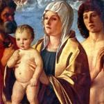 <b>БЕЛЛИНИ ДЖОВАННИ Мадонна с младенцем и со святыми Петром и Себастьяном</b>