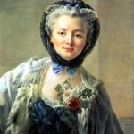 <b>ДРУЭ ФРАНСУА ЮБЕР Мадам Друэ, жена художника</b>