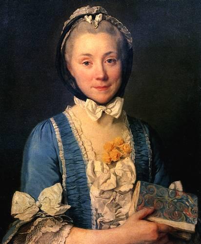 ДЮПЛЕССИ ЖОЗЕФ СИФФРЕН Мадам Ленуар, мать Александра Ленуара, основателя Музея французских памятников