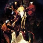 <b>ЖУВЕНЕ ЖАН Снятие с креста, 1697</b>
