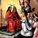 <b>ЗИТТОУ МИХАЭЛЬ, РАНЕЕ ИЗВЕСТНЫЙ КАК МАСТЕР МИХИЭЛЬ Коронование Богоматери, до 15...</b>