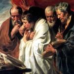 <b>ЙОРДАНС ЯКОБ Четыре евангелиста</b>