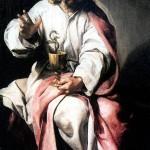<b>КАНО АЛОНСО Св. Иоанн Евангелист с чашей яда</b>