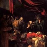 <b>КАРАВАДЖО МИКЕЛАНДЖЕЛО МЕРИЗИ ДА Смерть Марии</b>