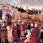 <b>КАРПАЧЧО ВИТТОРЕ Св. Стефан, проповедующий в Иерусалиме</b>