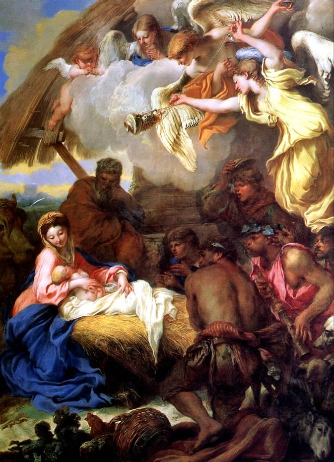 КАСТИЛЬОНЕ ДЖОВАННИ БЕНЕДЕТТО Поклонение пастухов