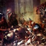 <b>КАСТИЛЬОНЕ Изгнание торгующих из храма</b>