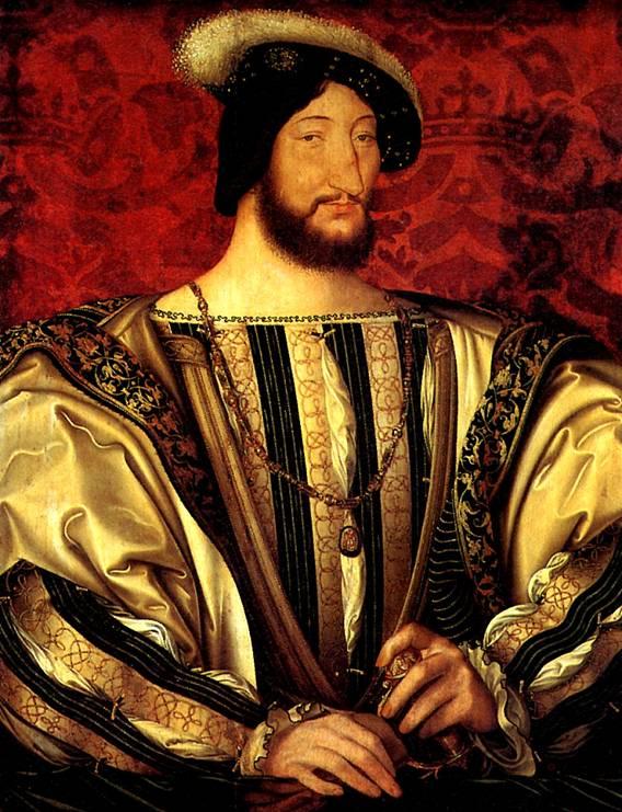 КЛУЭ ЖАН Франциск 1, король Франции