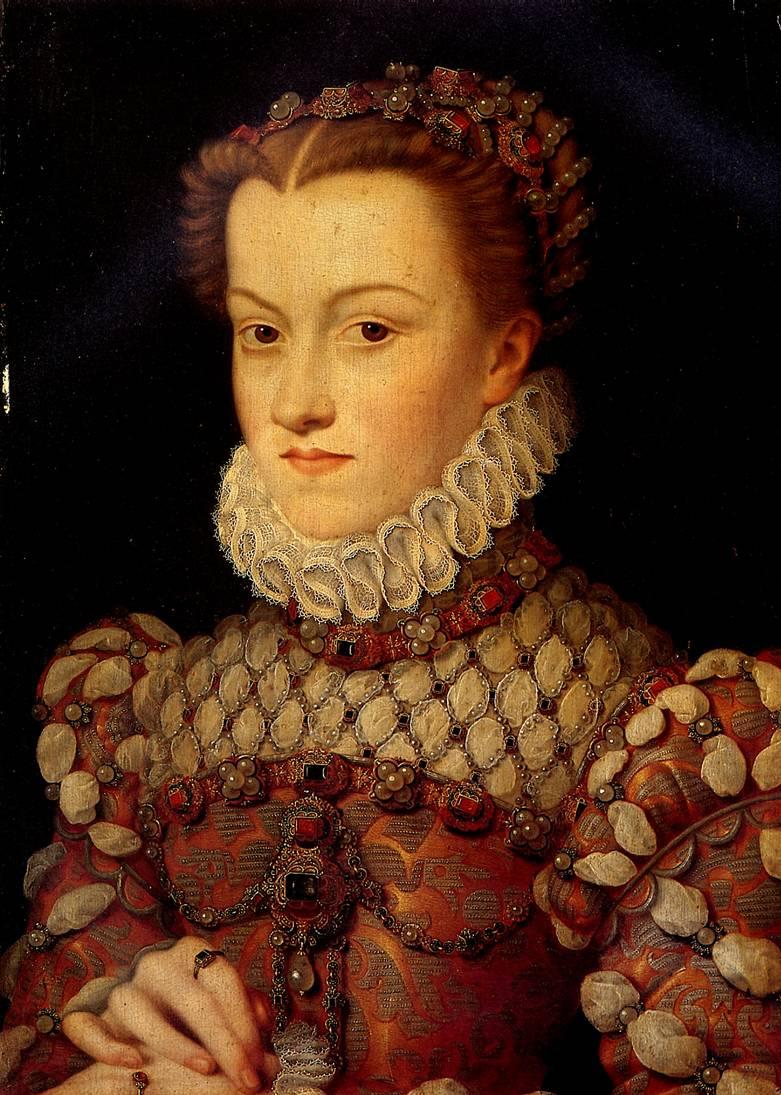 КЛУЭ ФРАНСУА Елизавета Австрийская, королева Франции