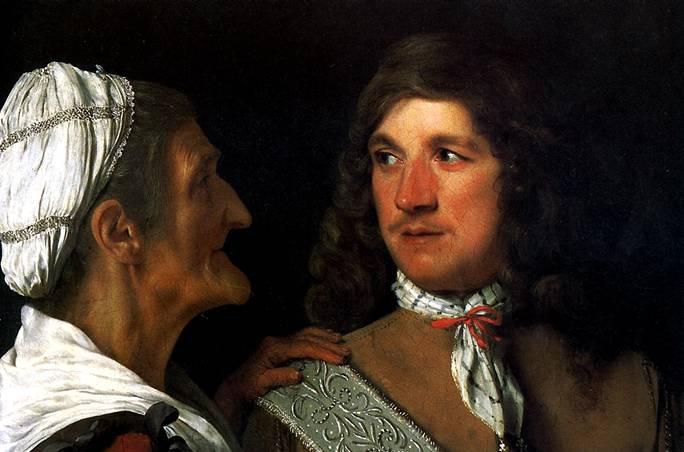 КОДДЕ ПИТЕР ЯКОБ Урок танцев, 1627