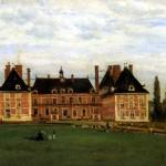 <b>КОРО ЖАН БАТИСТ КАМИЛЬ Росни, замок герцогини Беррийской, 1840</b>