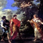 <b>КОРТОНА ПЬЕТРО ДА Венера является Энею в образе богини охоты</b>