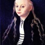 <b>КРАНАХ ЛУКАС СТАРШИЙ Портрет (вероятно, Магдалины Лютер)</b>