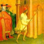 <b>ЛАМБЕРТИНИ МИКЕЛЕ ДИ МАТТЕО Император Ираклий несет крест в Иерусалим</b>
