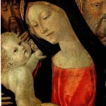 <b>ЛАНДИ НЕРОЧЧЬО ДИ БАРТОЛОМЕО ДИ БЕНЕДЕТТО Мадонна с младенцем и со святыми Иоанн...</b>