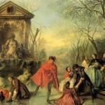 <b>ЛАНКРЕ НИКОЛА Зима, 1738</b>