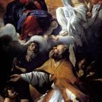 <b>ЛАНФРАНКО ДЖОВАННИ Коронование Девы Марии со святыми Августином и Уильямом Аквит...</b>