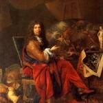 <b>ЛАРЖИЛЬЕР НИКОЛА Шарль Лебрен, живописец короля</b>