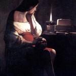 <b>ЛАТУР Скорбящая св. Магдалина, или Магдалина перед светильником</b>